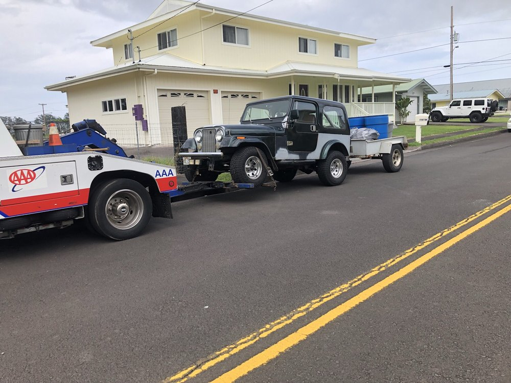 Towing business in Hilo, HI