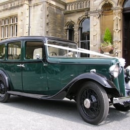 Classic Wedding Car Hire Peterborough