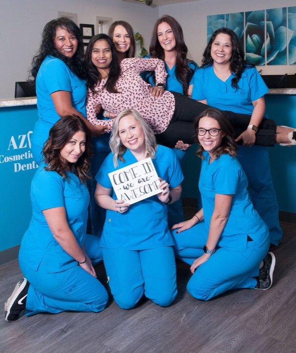 AZ Cosmetic & Family Dentistry