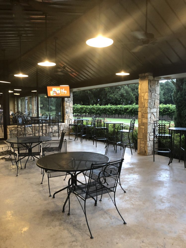 Christoval Vineyards & Winery: 5000 Cralle Rd, Christoval, TX