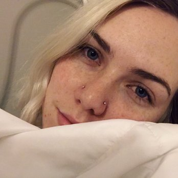 Perfectly Symmetrical Double Nostril Piercing Yelp