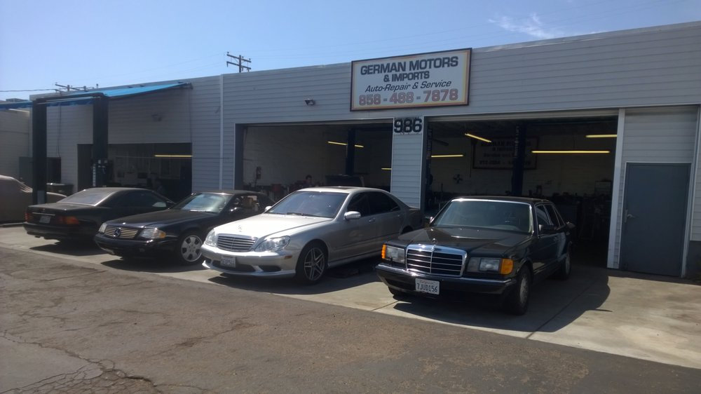german auto repair service san diego ca german motors
