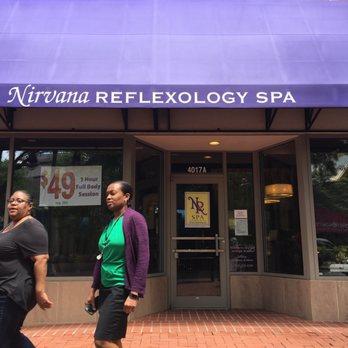 Nirvana Reflexology Spa Shirlington Reviews