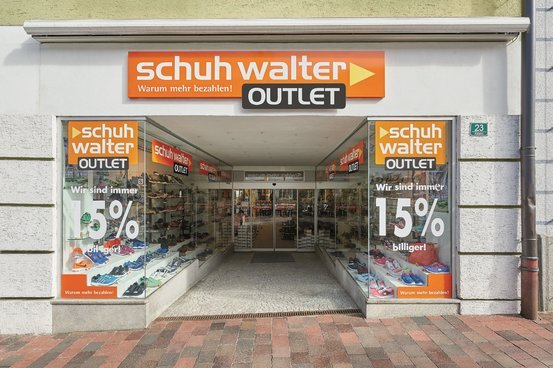 premium selection a9652 838ad Schuh Walter - Shoe Stores - Stadtplatz 23, Zwiesel, Bayern ...
