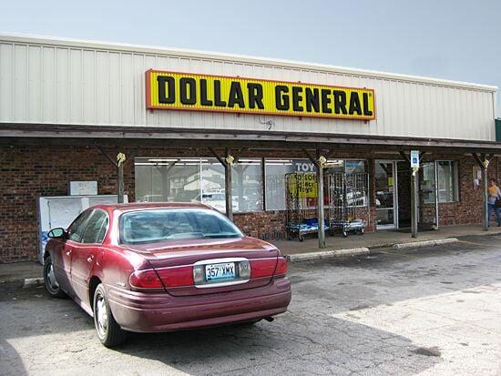 Dollar General: Shell Knob, MO