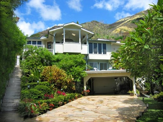 Hawaii's Hidden Hideaway accommodation