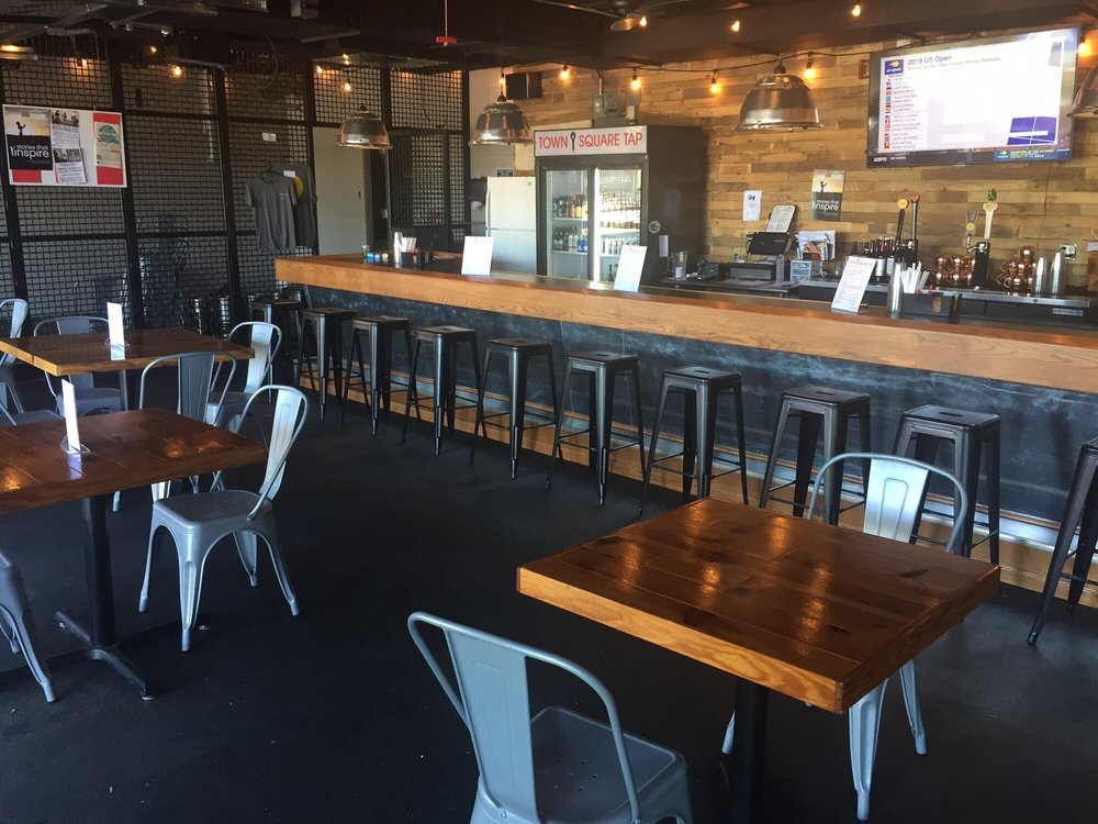 Town Square Tap: 492 Hill St, Green Lake, WI