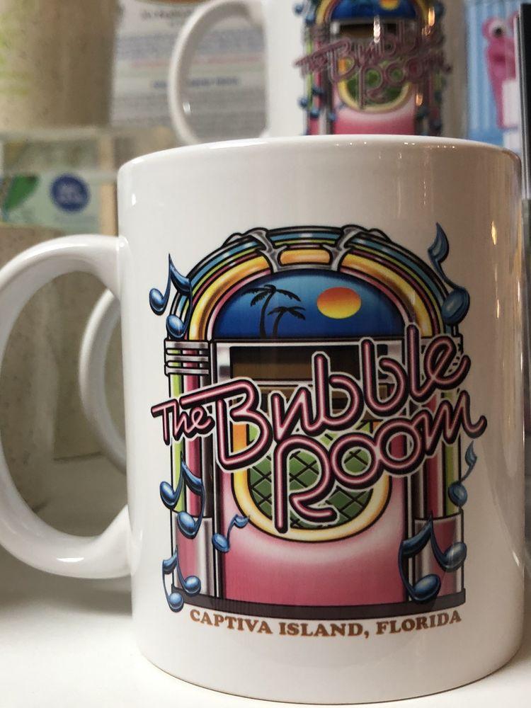 The Bubble Room Emporium: 1500 Captiva Dr, Captiva, FL