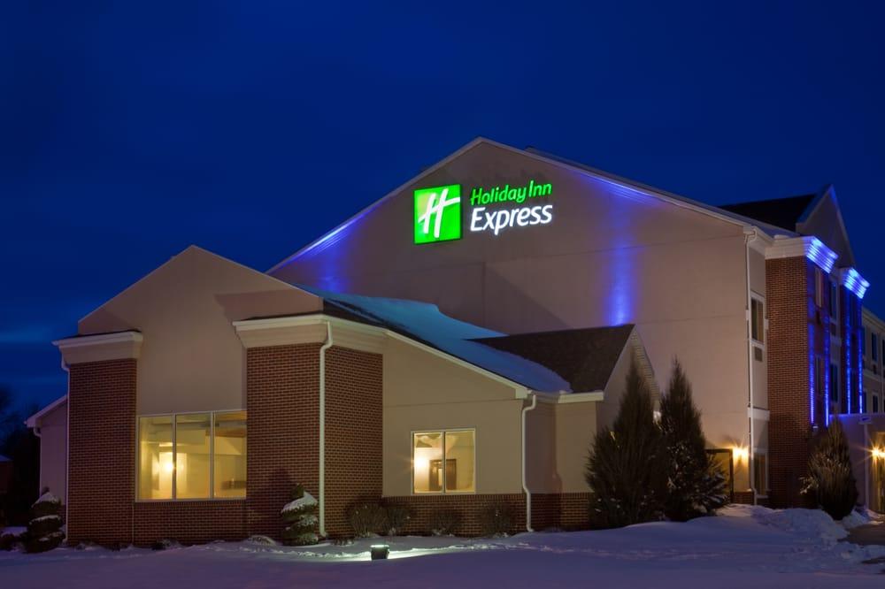 Holiday Inn Express O'neill: 1020 E Douglas St, O'neill, NE