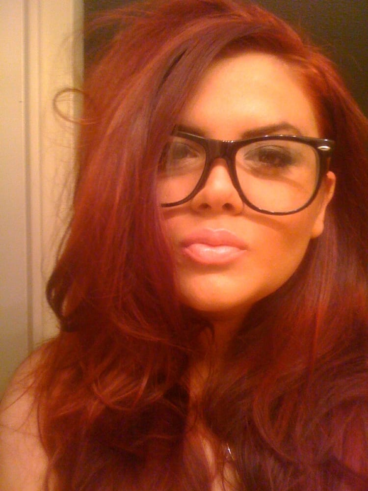 Vibrant Red Hair Color Yelp