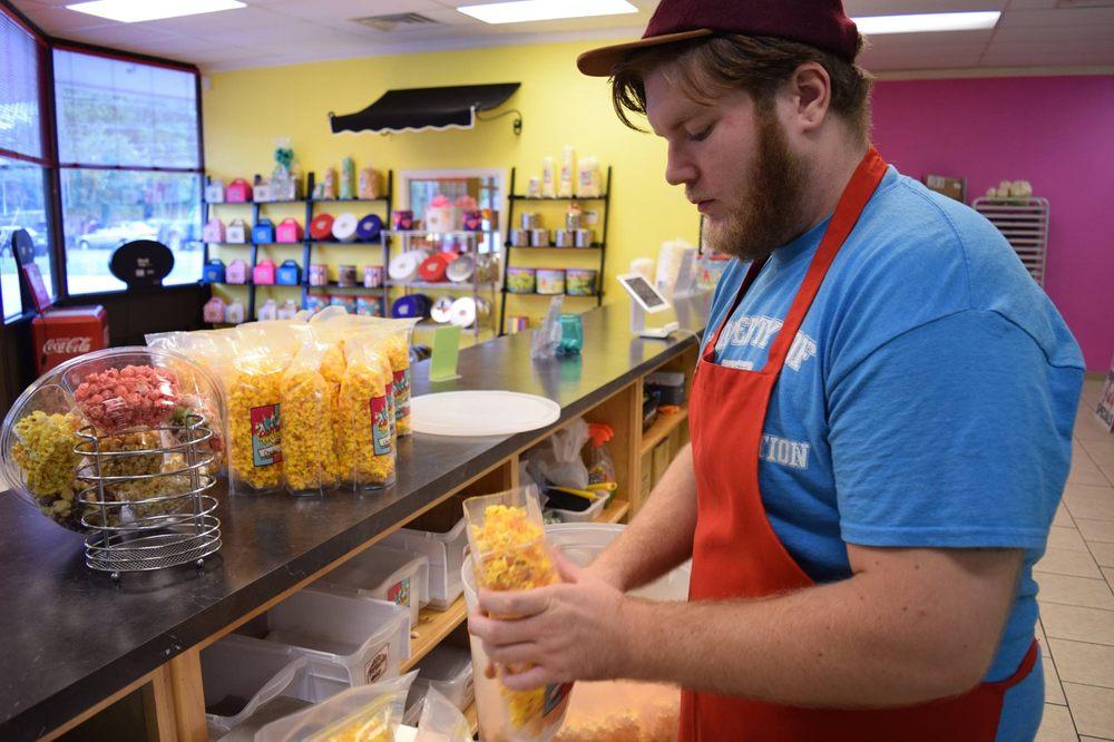 Pop Central Popcorn: 2612 Dowlen Rd, Beaumont, TX