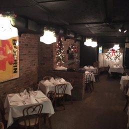 Wonderful Photo Of Hutchu0027s   Buffalo, NY, United States. Front Dining Space With Xmas