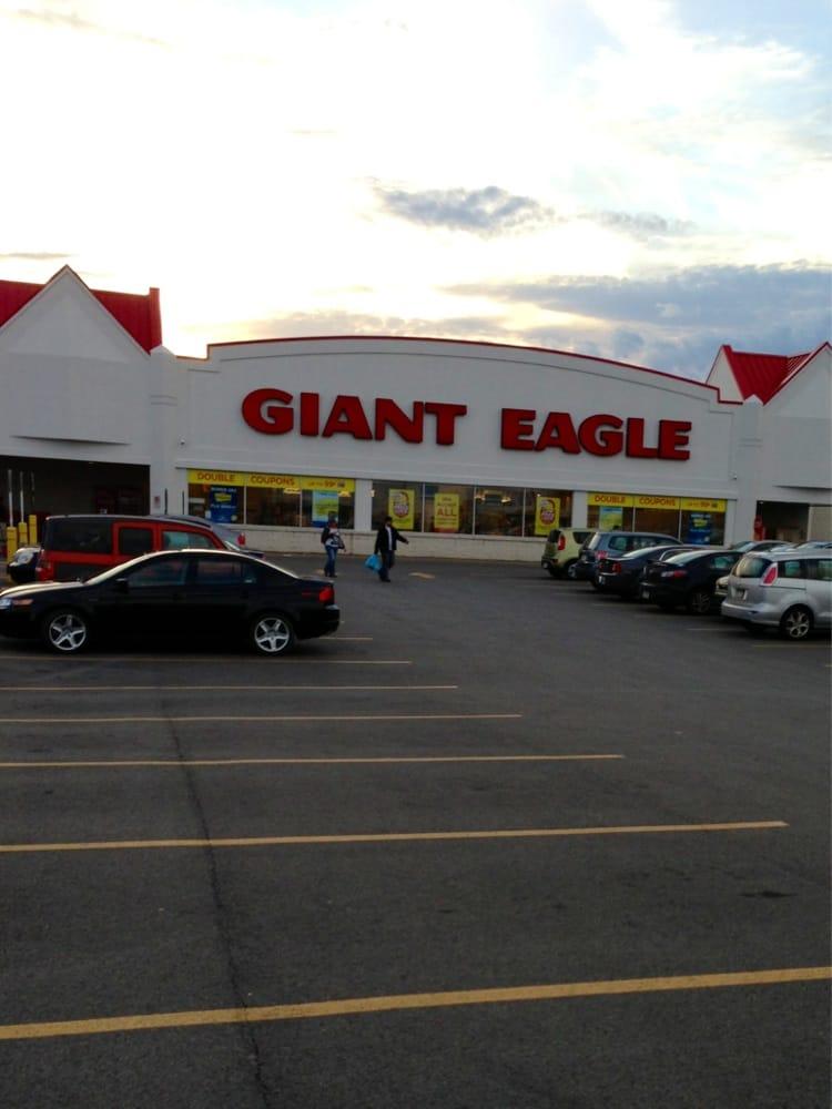 Giant Eagle: 1800 McKees Rocks Rd, McKees Rocks, PA