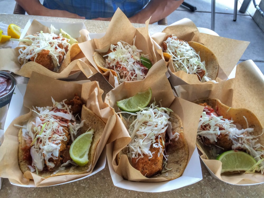 Taco tuesday fish tacos yelp for Rubio s coastal grill the original fish taco