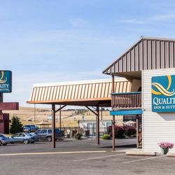 Photo Of Quality Inn Suites Goldendale Wa United States