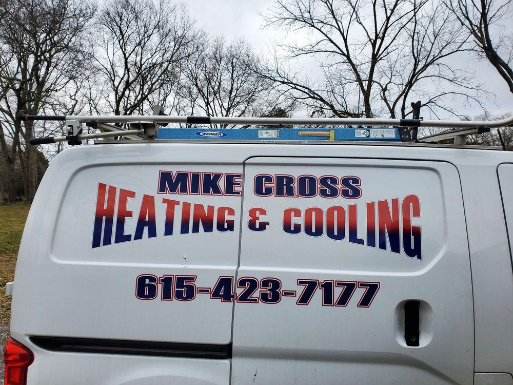Mike Cross Heating & Cooling: 2408 Todd Cv, La Vergne, TN