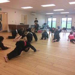 Martial arts coalville