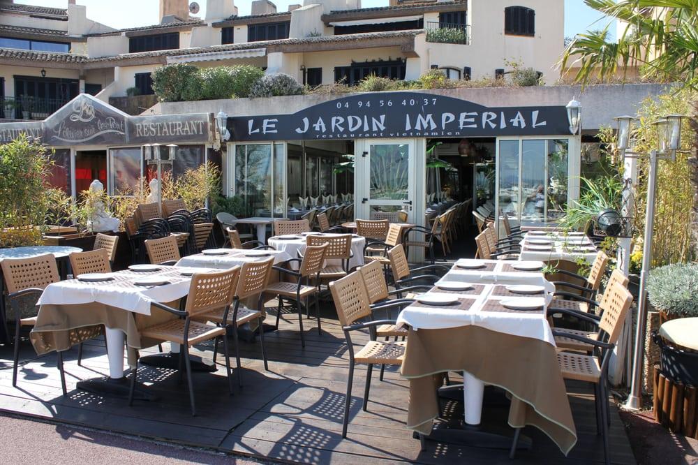 Le jardin imp rial asian fusion r sidence galiote for Le jardin imperial marines de cogolin