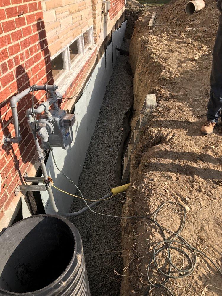 S&S Waterproofing & Foundation Repair: King George, VA