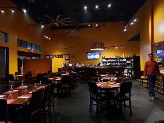 Saffron Restaurant Lounge New 45
