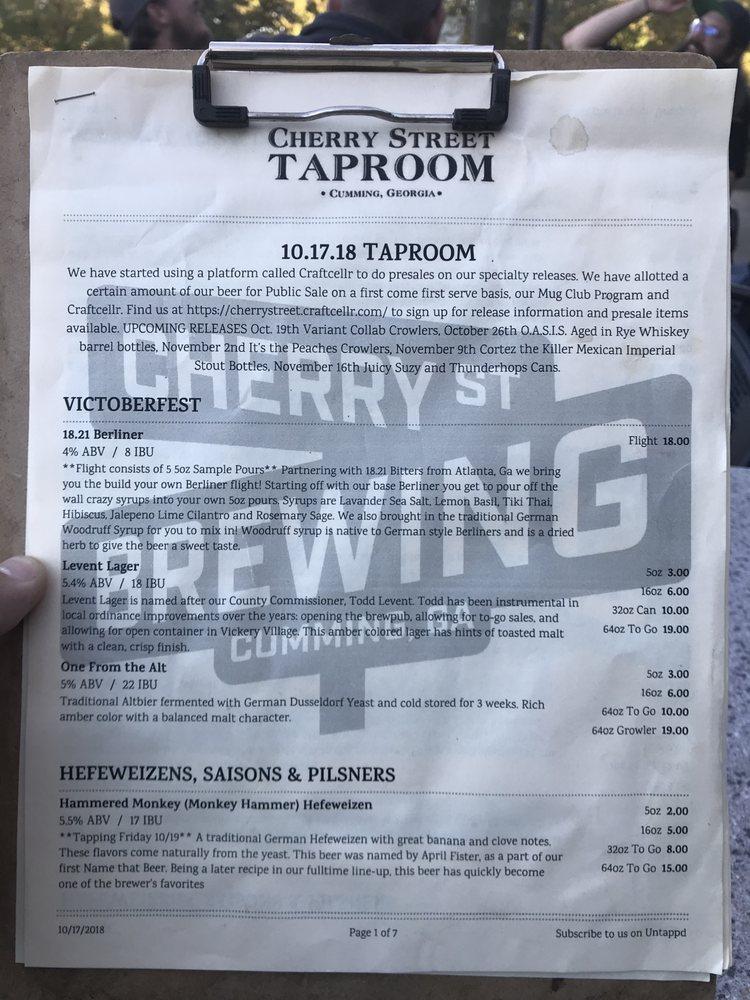 Cherry Street Brewing Cooperative