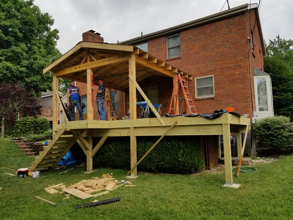 Custom Carpentry: 10 Avenel Pl, Fort Thomas, KY