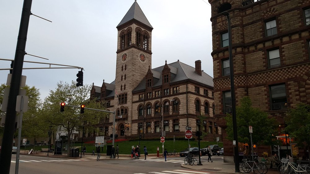 Cambridge City Hall: 795 Massachusetts Ave, Cambridge, MA