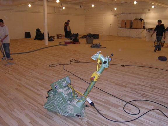 Henry's Hardwood Floor Service