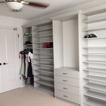 Photo Of Closets By Design Chicago Il United States Bedroom Turned Dressing