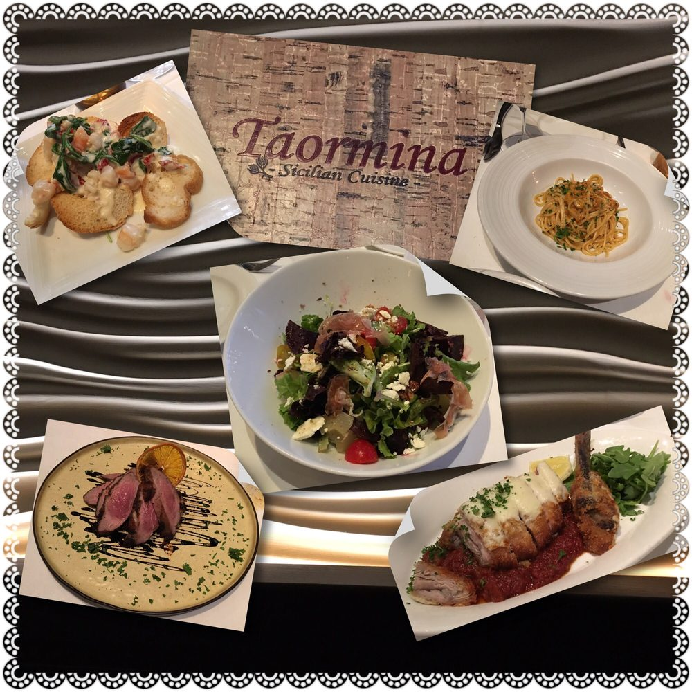 Taormina Sicilian Cuisine