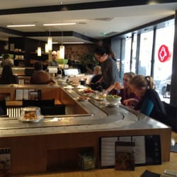 Matsuri sushi 16 me paris avis photos yelp - Restaurant japonais tapis roulant paris ...