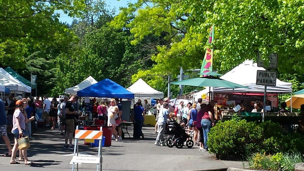 Milwaukie Farmers Market: Milwaukie, OR