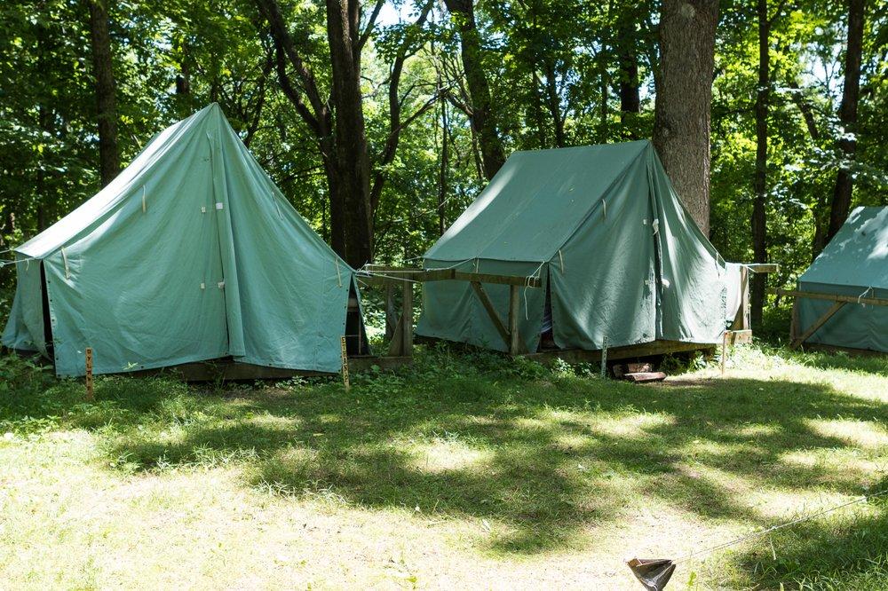 Canyon Camp BSA: 4856 E Townsend Rd, Stockton, IL