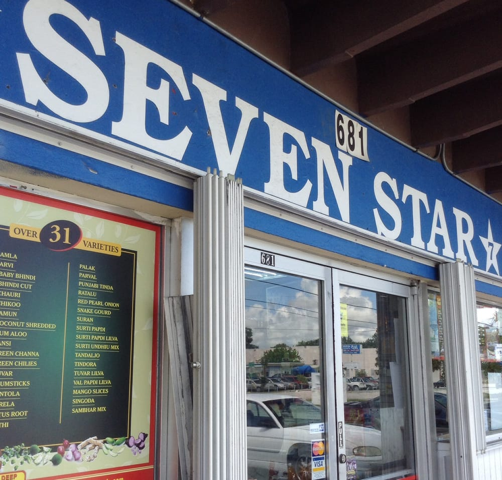 Seven Star Indian Food