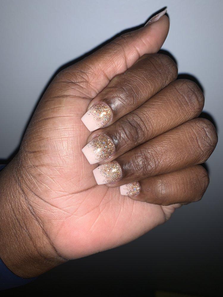 Luxy Nails Spa: 11184 GA-142, Covington, GA