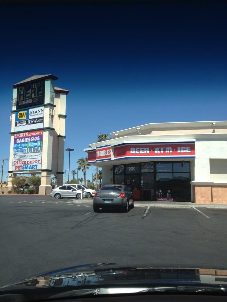 Ok Google Gas Station Near Me >> Terrible Herbst - Gas Stations - 2000 N Rainbow Blvd, Las Vegas, NV - Phone Number - Yelp