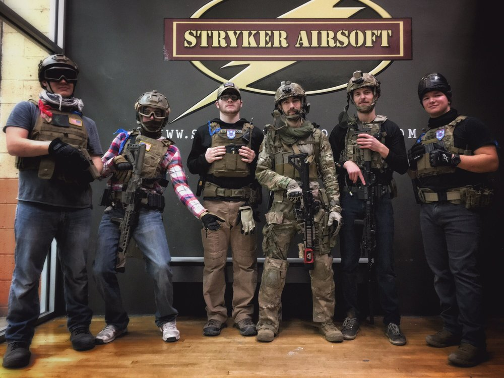 Social Spots from Stryker Airsoft