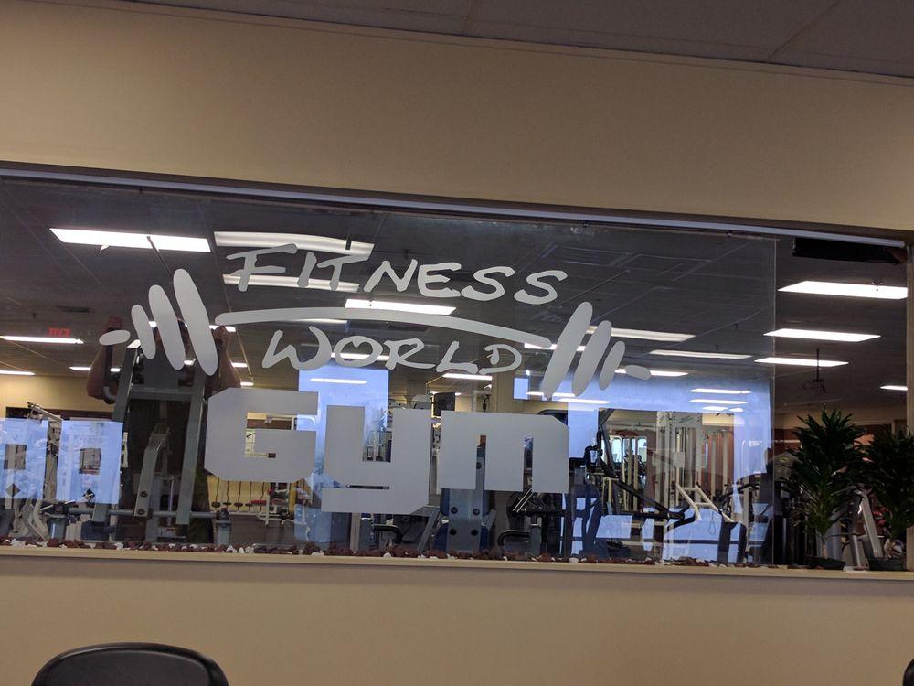 Fitness World Gyms: 821 S 5th St, Hartsville, SC