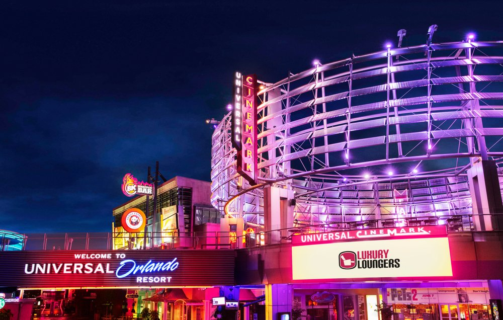 Universal Cinemark at CityWalk: 6000 Universal Blvd, Orlando, FL