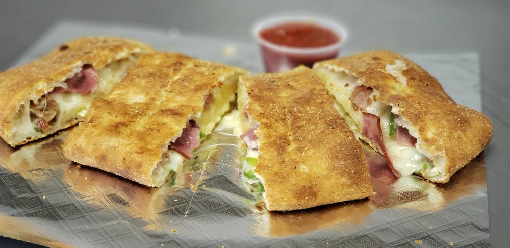 Hop'd Up Pizza: 1032 Canyon Bend, Dripping Springs, TX