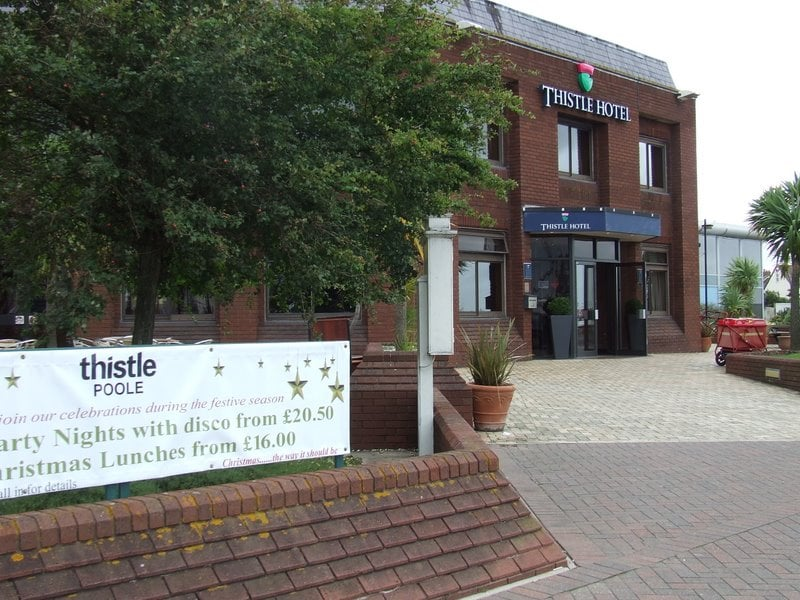 Thistle Hotel Poole Phone Number