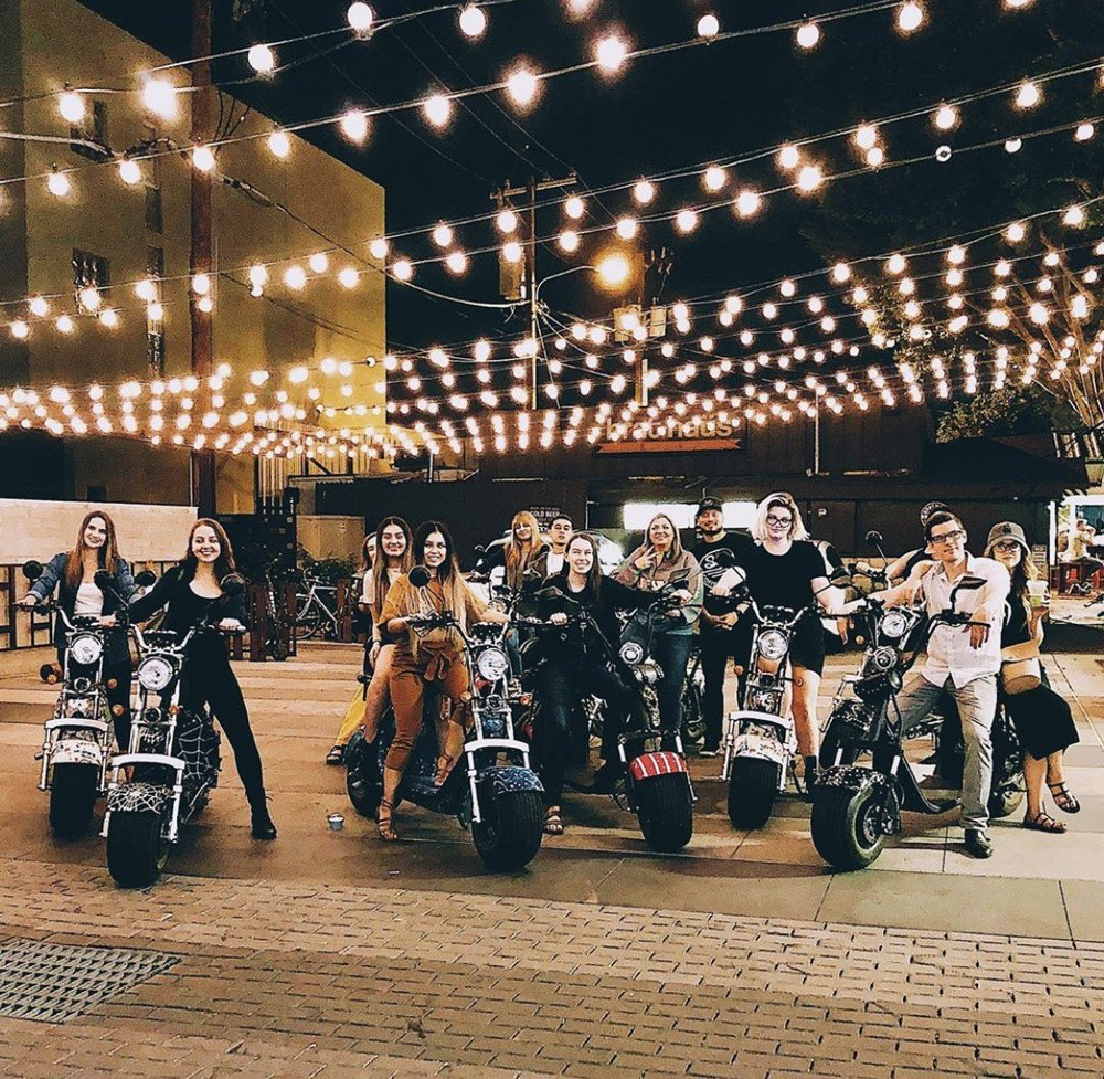 Old Town Scooters: 7350 E Stetson Dr, Scottsdale, AZ