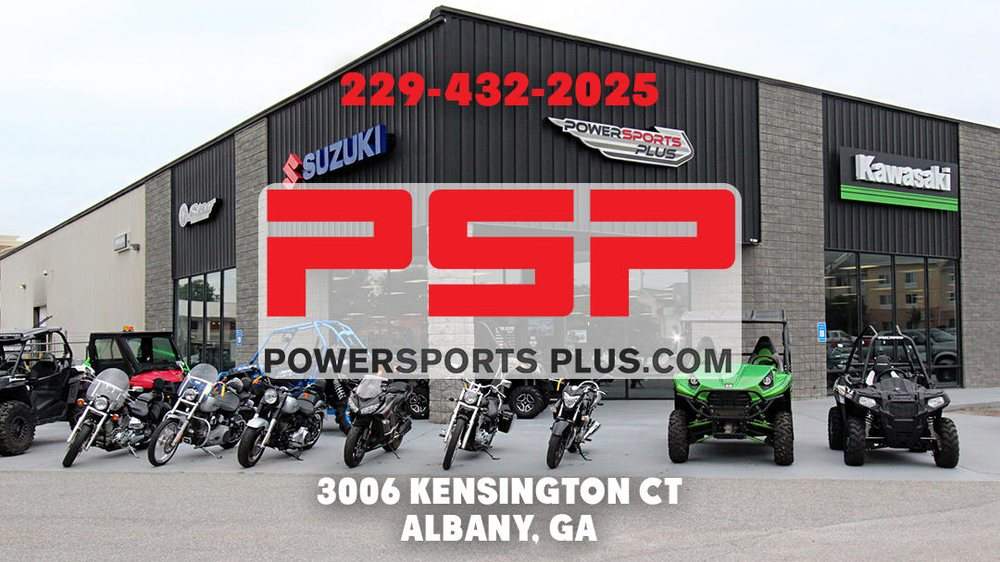 PowerSports Plus Albany: 3006 Kensington Ct, Albany, GA