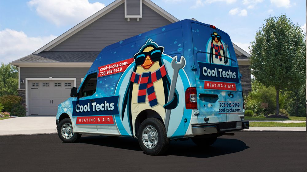 Cool Tech's Heating & Air: 5223 John Marshall Hwy, Linden, VA