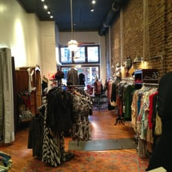 Clothing stores downtown nashville
