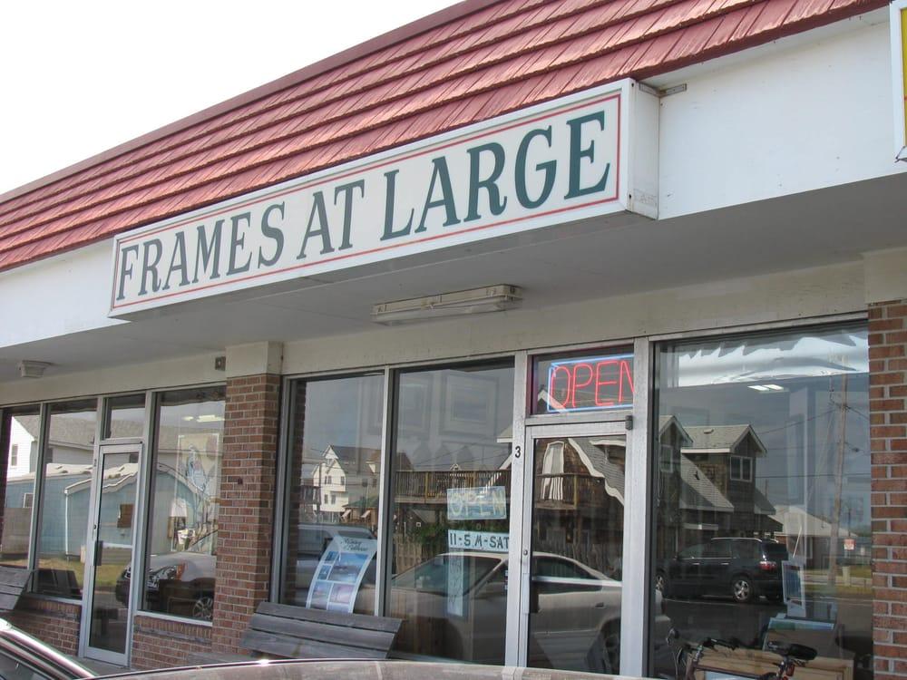 Frames At Large