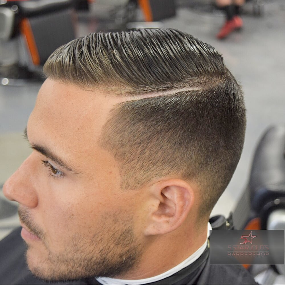 Haircut near me for guys