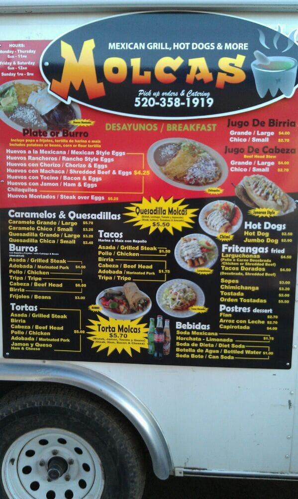 Mexican Restaurants On Grant Tucson Az
