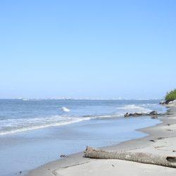 Photo Of Sullivan S Island Beach Sc United States