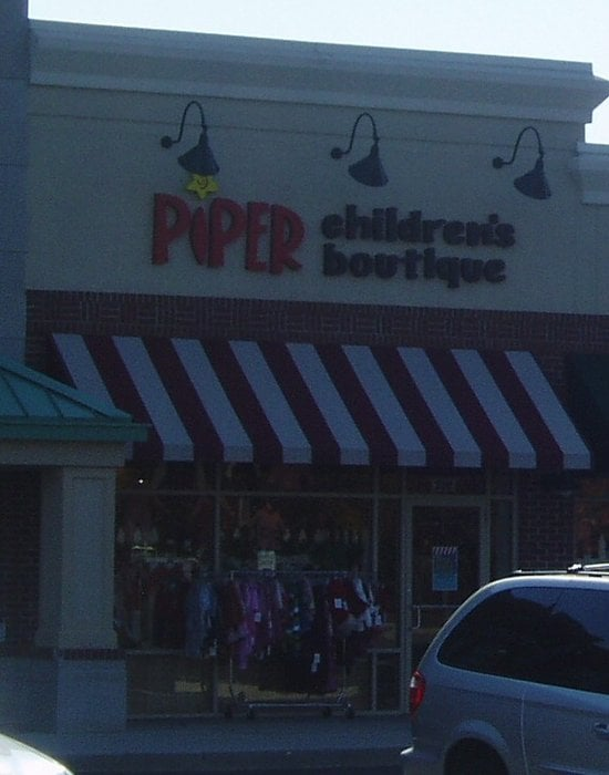 Piper Children's Boutique: 8235 E 116th St, Fishers, IN